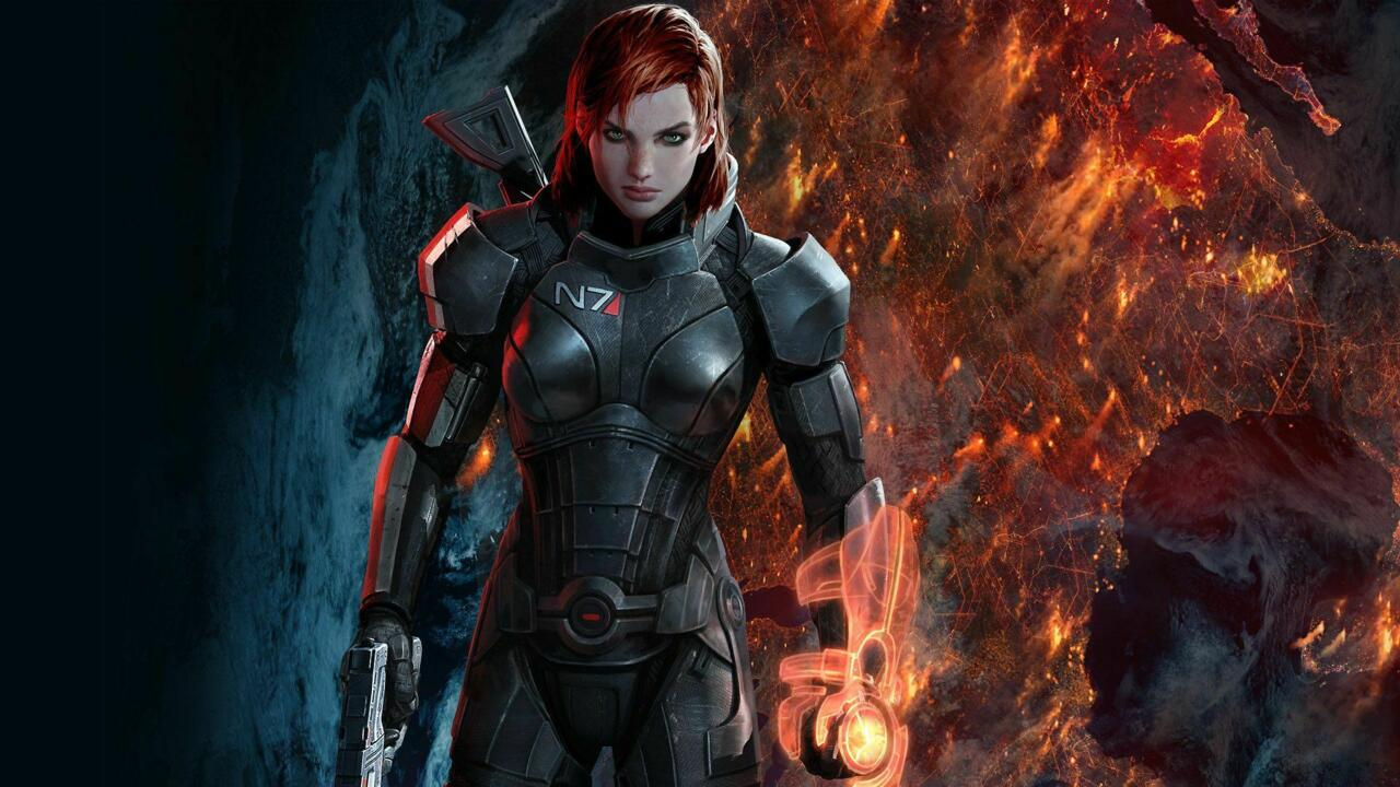 If Epic really went big, maybe we could even customize our own Shepard like Maya in Fortnite Season 2.